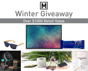 MIKEARONI Winter Giveaway