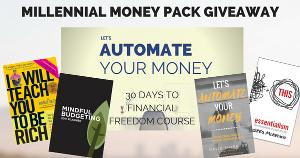 Millennial Money Pack Giveaway