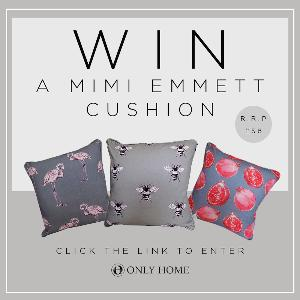 Mimi Emmett Cushion (£58)