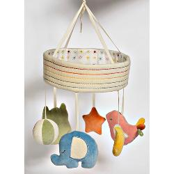 miYim Organic Mobile Play Set""