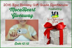 MocaHeart Personal Heart Health Tracker Giveaway
