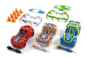 Modarri 3 Pack Build Your Own Cars