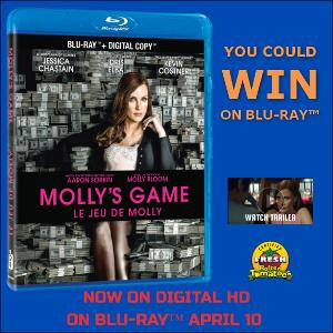 mollys game movie cover