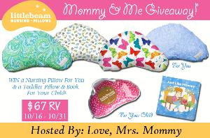Mommy & Me Giveaway