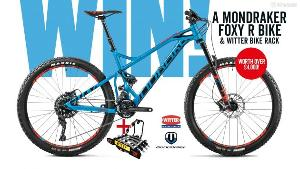 Mondraker Foxy R and Witter ZX504 Giveaway!