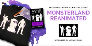 Monsterland Reanimated Blog Tour: Prize Pack Giveaway