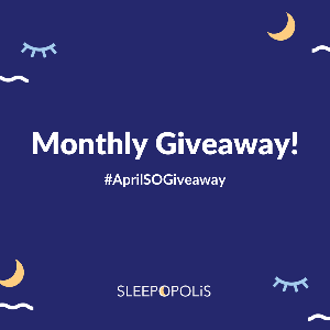 montly giveaway, shut eyes and moons