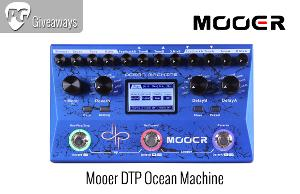 Mooer DTP Ocean Machine ($299.99)