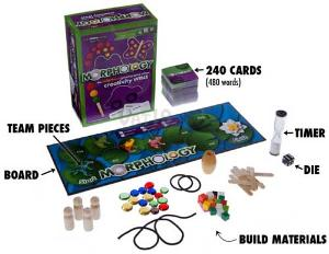 Morphology Board Game from Morphology Games - ARV $30