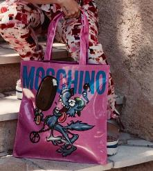 Moschino x Magnum Tote Bag Giveaway