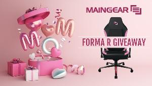 MOTHER'S DAY GIVEAWAY-Win this FORMA R chair to treat your wonderful mom!!!