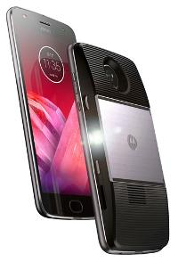 Moto Z² Play and Moto Insta-Share Projector