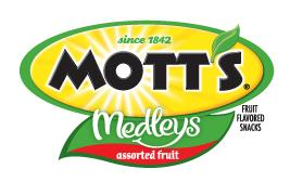 Mott's Medleys Fruit Snacks