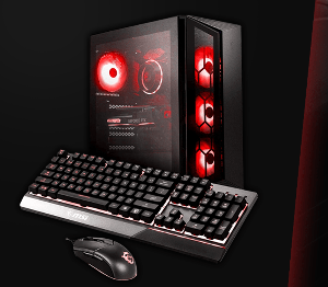 MSI High-End Gaming PC Giveaway