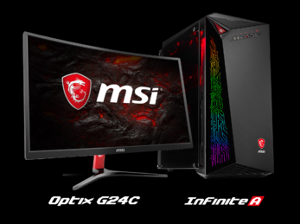 MSI Infinite A PC Giveaway