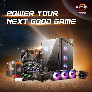 MSI x AMD Power your Next Good Game