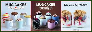 Mug Cakes Holiday Prize Pk