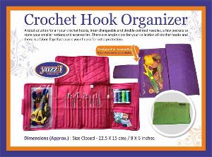 Must-Have Crochet Hook Organizer Giveaway