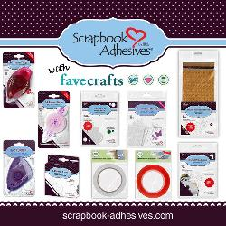 Must-Have Scrapbook Crafting Supplies Giveaway