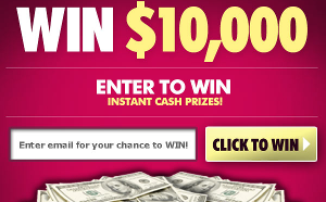 My Daily Moment $10,000 Cash Sweepstakes