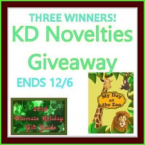 My Day at the Zoo Personalized Children's Book Giveaway