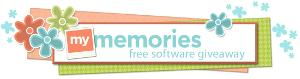 My memories free software giveaway