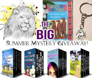 Mystery Books Giveaway