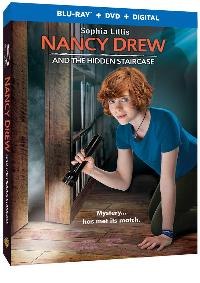 Nancy Drew and the Hidden Staircase DVD cover