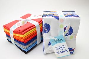 Nasa Out of this World Fabric Bundle Giveaway