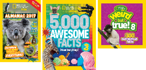 NATIONAL GEOGRAPHIC KIDS HOLIDAY GIVEAWAY