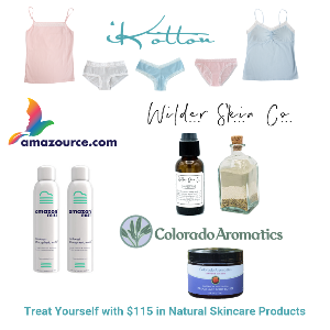 Natural skincare products safe for sensitive skin and the environment