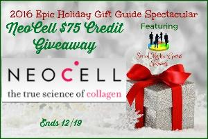 NeoCell $75 Credit Giveaway
