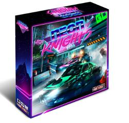 Neon Knights Game Giveaway
