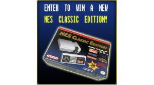 NES Classic Edition Sweepstakes!