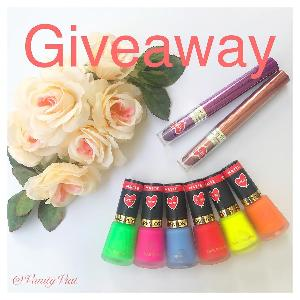 New Revlon Products Giveaway!
