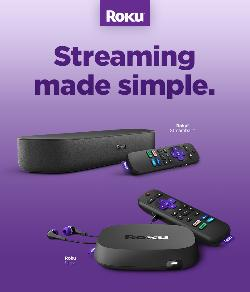 New Roku Lineup Sweepstakes