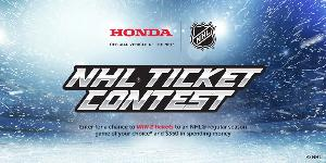 NHL Ticket Contest
