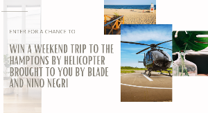 Nino Negri and Blade Helicopters