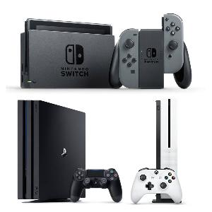 Nintendo Switch or Xbox One S
