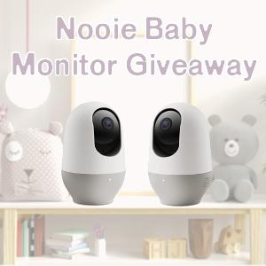 Nooie Baby Monitor Camera Giveaway