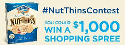 Nut Thins crackers