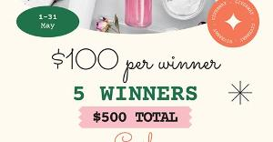 NY Gal cash giveaway