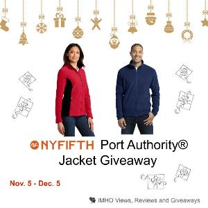 NYFIFTH Port Authority Jacket Giveaway