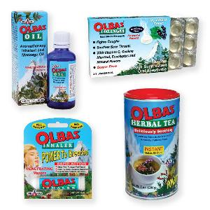 Olba's Herbal Remedy Prize Pack