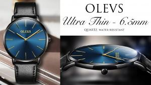 OLEVS Ultra Thin Mens Watch