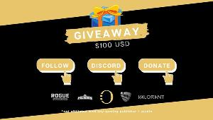 One community VIP will receive: $100 USD via PayPal!