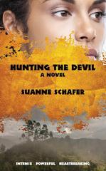 One Grand Prize: Signed Copy of HUNTING THE DEVIL, Coffee Mug, Handmade Beaded Velvet Bookmark & $20 Amazon Gift Card