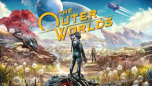 One lucky person will win a digital PC code for The Outer Worlds (redeemable in the Epic Games Launcher)