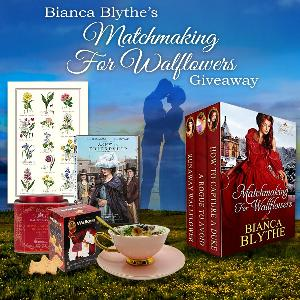 One lucky reader will win a Love & Friendship DVD, Harney & Sons tea, Walkers shortbread cookies, a botanical-print kitchen towel, and a vintage ceramic teacup!
