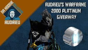 One lucky winner will 2000 Platinum in Warframe (PC ONLY)!